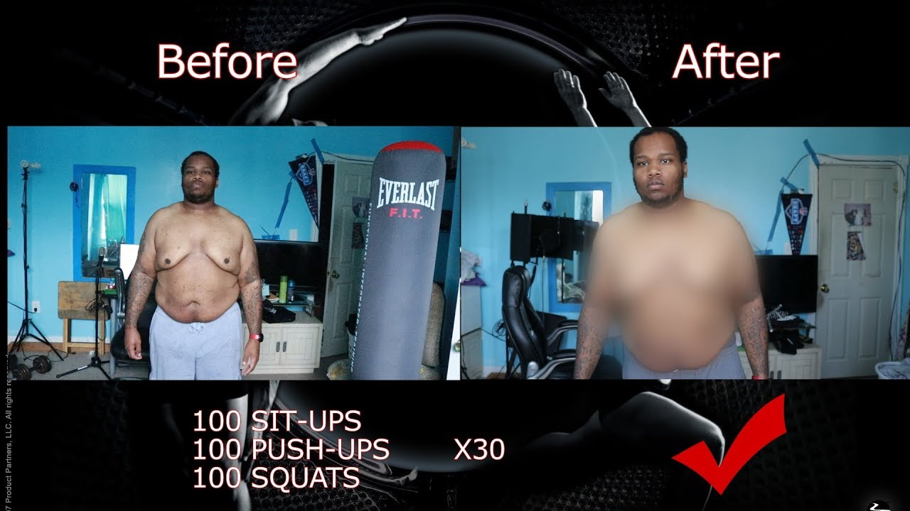 100 PUSH-UPS 100 SQUATS AND 100 SIT-UPS EVERYDAY!! *30 day Challenge*