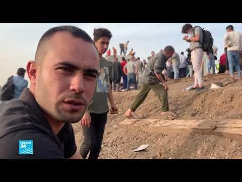 مصر: قتلى وعشرات الجرحى جراء انقلاب عربات قطار في محافظة القليوبية المصرية  - نشر قبل 3 ساعة