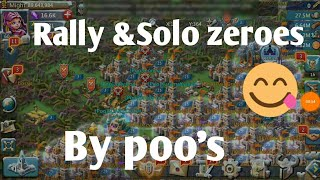 Zeroing more people's by rally's and solo Lords mobile by i am naveen