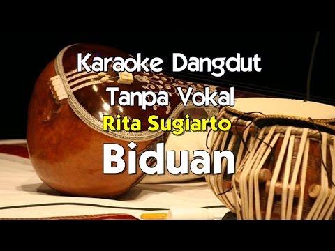 Karaoke Rita Sugiarto   Biduan