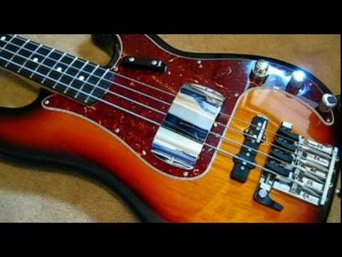 Vintage Fender Jaguar Wiring Mike Masuda S Fender Pj Bass Part 1 Of 2 Youtube