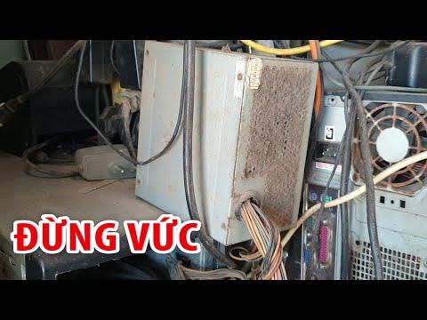 nguồn máy tính cũ đừng vội bỏ đi cực hữu ích cho nhiều thiết bị