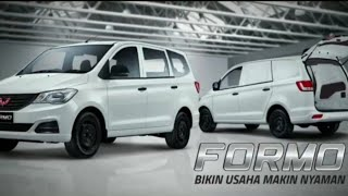Download Video WULING FORMO 1.2 - Bakal Jadi Rival Berat Calya Sigra Datsun |  BIKIN USAHA MAKIN NYAMAN MP3 3GP MP4