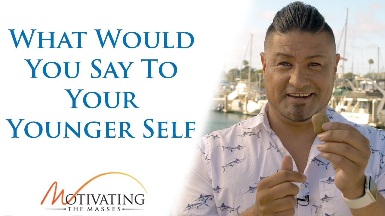 Matt Gil - What Would You Say To Your Younger Self