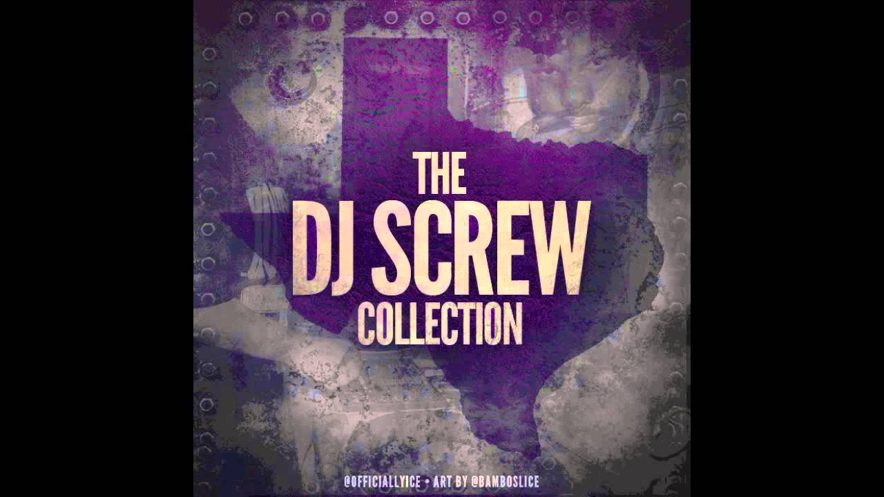Chopped and screwed dj screws extension