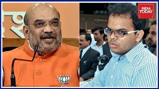 Amit Shah Breaks Silence On His Son Jay Shah's Corruption Charges | Exclusive :