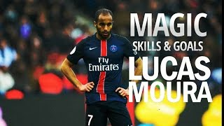 Lucas Moura • Skills and Goals 2017