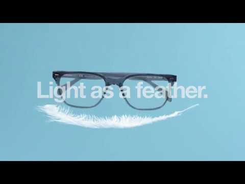 e6a376bef20 Marchon NYC Eyewear  New Thermo-Memory Collection - YouTube