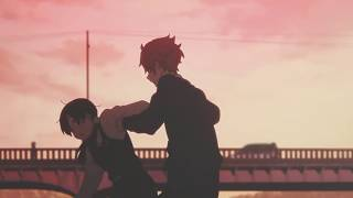 [ AMV ] Anime movie song with Beautiful - Anly