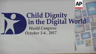 Vatican urges online protections for children amid porn scandal