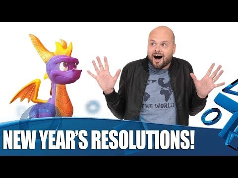 7 New Year's Resolutions For Sinful Gamers