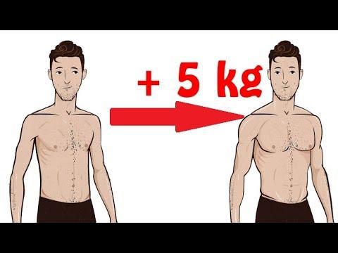 Comment gagner ses 5 premiers KILOS de muscle et en combien de temps ? ksCoaching