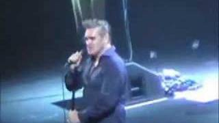 Morrissey - William It Was Really Nothing (Wembley 06)
