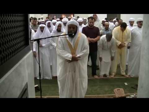 الشيخ سعد النعماني في مسجد الجابري 8 Shiekh Saad Alnomani in Aljabri Mosque thumbnail
