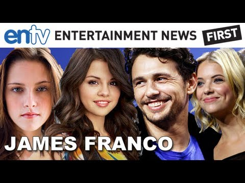 James Franco Loves Dating Younger Women, LOL: ENTV