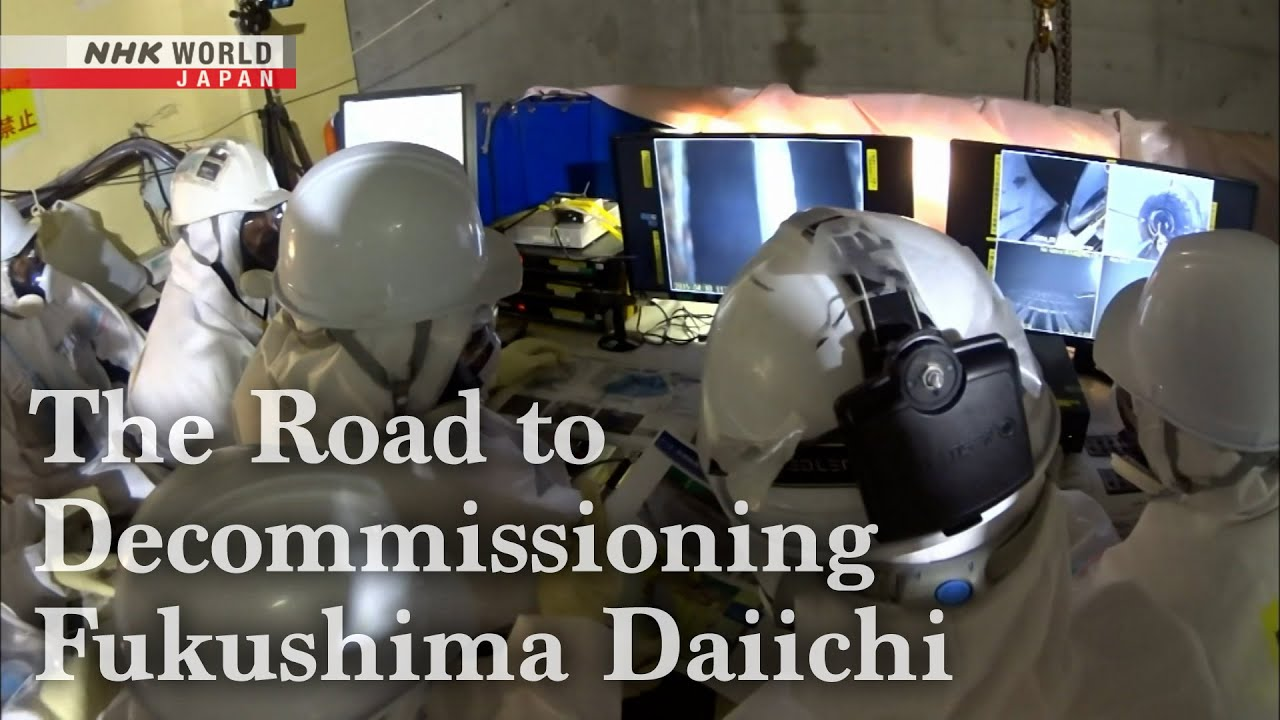 Photo of The Road to Decommissioning Fukushima Daiichi [Great East Japan Earthquake: 10-Year Record] – video