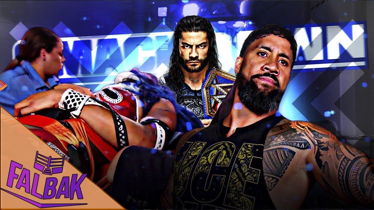 Download WWE Smackdown 4 Septiembre 2020 REVIEW | Falbak