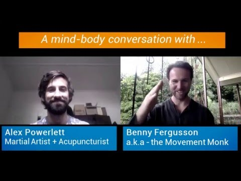 Movement Flow & Mind-Body Connection - ft. Alex Powerlett - Ep 002