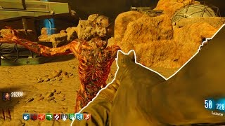 MARS CAT GUN PACK-A-PUNCHED!!! - BLACK OPS 3 CUSTOM ZOMBIES GAMEPLAY! (BO3 Zombies)