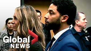 'Empire' actor Jussie Smollett pleads not guilty to 16 charges