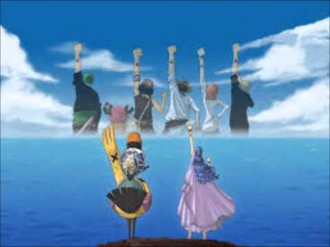 One Piece   Movie 8 OST   Episode of Alabasta   Sabaku no Oujo to Kaizoku tachi   15   Luffy vs Croc