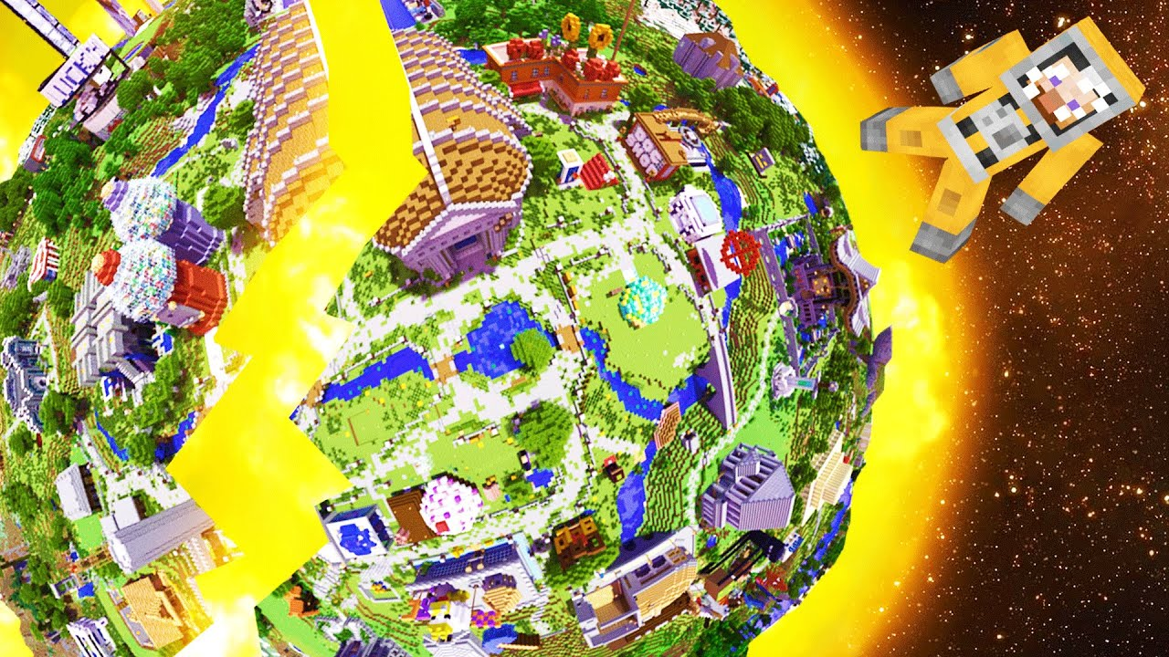 Worlds best minecraft map youtube publicscrutiny Image collections