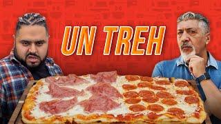 LA PIZZA MÁS ITALIANA HECHA POR UN MEXICANO | EL GUZII