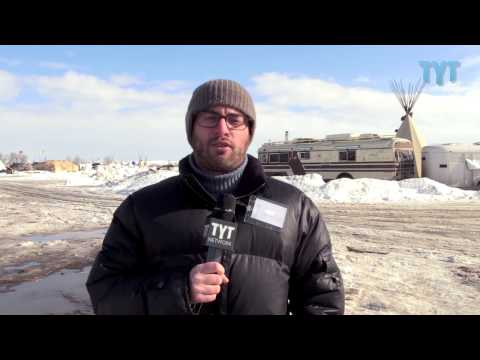 Jordan Reports From Standing Rock Clean Up