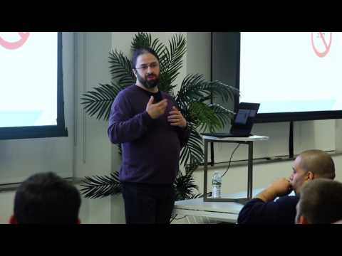 Container Security & Kubernetes at DigitalOcean HQ