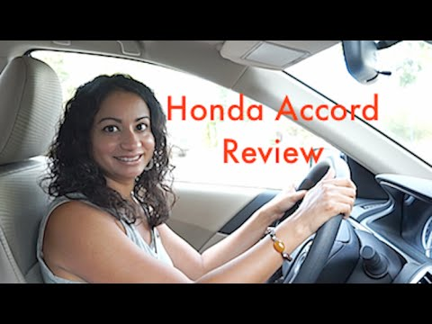 2015 Honda Accord LX Review By Owner