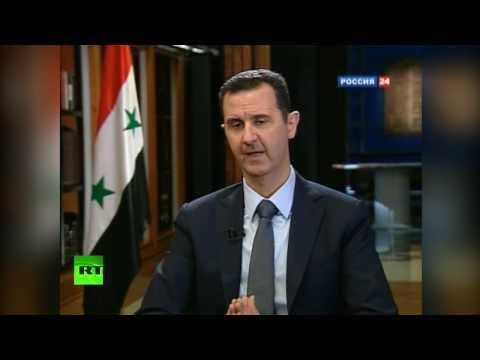 Президент Сирии: Россия