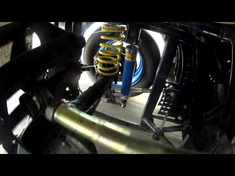 Modified Suspension Dirt Track Racing