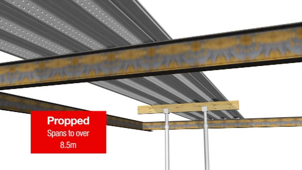 Comflor Composite Steel Floor Decks Product Overview