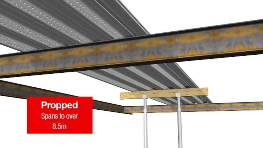 ComFlor  Composite Steel Floor Decks  Product Overview