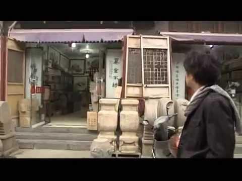 Get Inside Shaolin Temple  with Shi YanTi teaching Kitamura Kazuki pt. 1 潜入少林寺