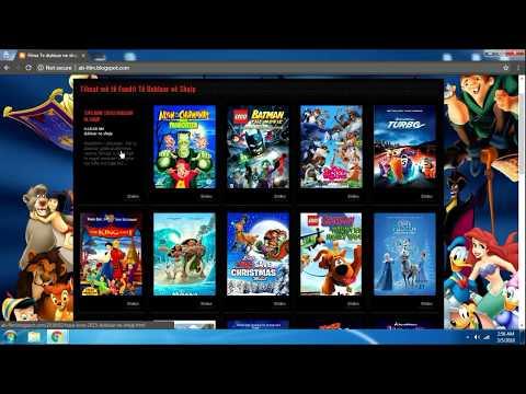 Si te Shikojm Filma Te Dubluar ne shqip ne Ab-film.blogspot.com dhe ti Largojm Reklamat