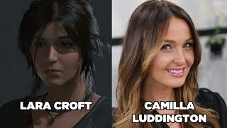 Characters and Voice Actors - Rise of Tomb Raider