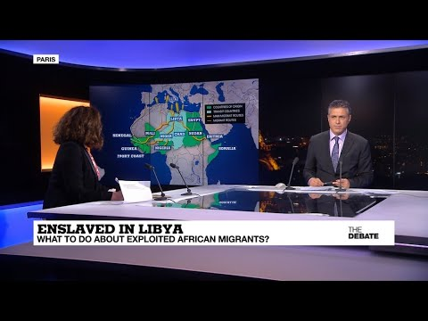 Enslaved in Libya: What to do about exploited African migrants?