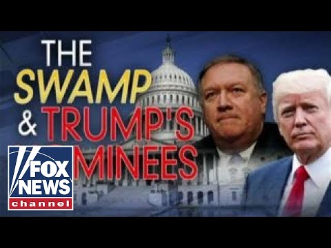 Ingraham: The swamp's efforts to take down Trump nominees