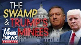 Laura Ingraham: The Swamp & Trump's Nominees