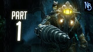Bioshock 2 Walkthrough Part 1 No Commentary