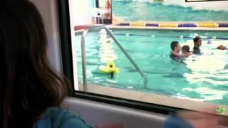 Рожденные с шизофренией: урок плавания