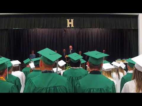 2018 Huntington High School Graduation Ohio