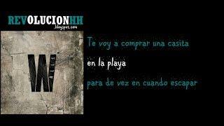 Walls - Mentiras y Azar   Letra (Lyric Video)