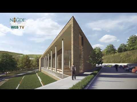 Nigde Belediyesi Kayardi Kentpark Projesi