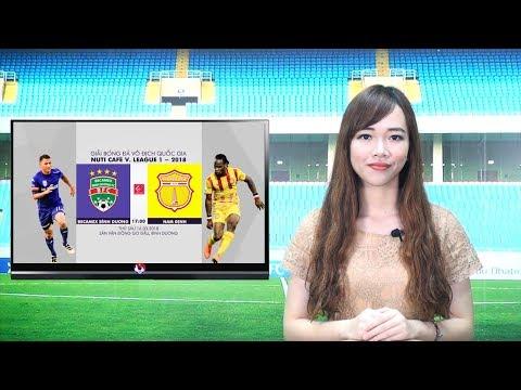 VFF NEWS SỐ 126 | U19 Đồng Tháp lên ngôi | Nam Định sẵn sàng cho vòng 2 V.League