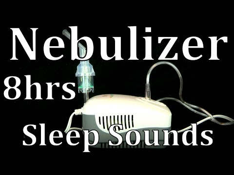"8hr Nebulizer Sounds ""White Noise"""