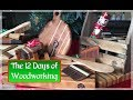 12 Days of Woodworking Gifts!