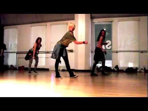 RIhanna - No Love Allowed (Choreography) (Dejan Tubic)