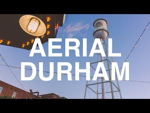 AERIAL DURHAM, NC